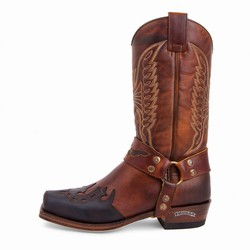 Bottes 7862 58 SETA SPRINTER CHOCOLATE-EVOLUTION TANG