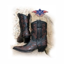 Bottes Stars and Stripes WBL01
