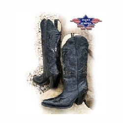 Bottes Stars and Stripes WBL21