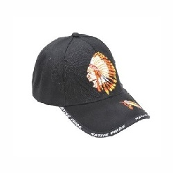 Casquette baseball Indian Chief