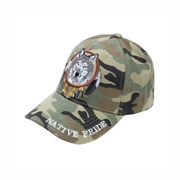 Casquette baseball Wolf Camouflage Casquettes Baseball G2222-00-00