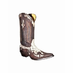 Bottes DESPERADO CRAZY CAFE - PYTHON NATUREL