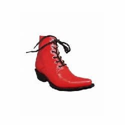 Bottes REBELDE ROUGE CLASSIC