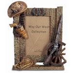 Cadre photo Accessoires western