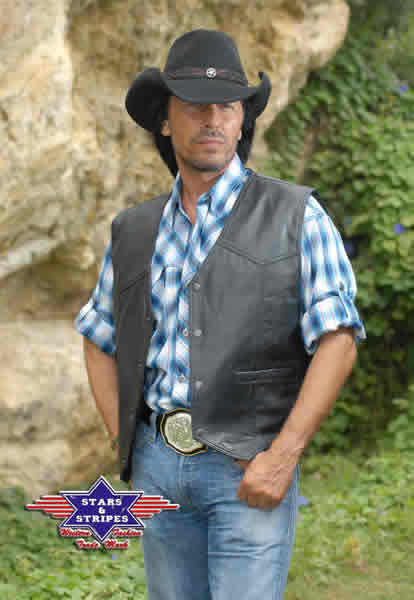 tenue country homme