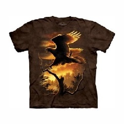 T-shirt golden eagle MT1219