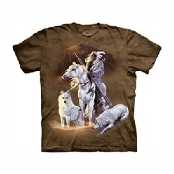 T-shirt companios of the hunt MT1329