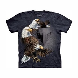 T-shirt find 10 eagles MT3460