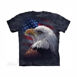 T-shirt American pride eagle MT4010
