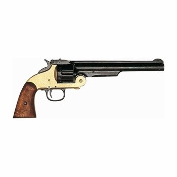 REVOLVER SMITH + WESSON USA 1869 Armes factices Revolver, pistolet P1008L