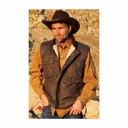 Gilet Vetement Gilets Coupe Jason Country Homme Biker Cuir vw1TqOxH