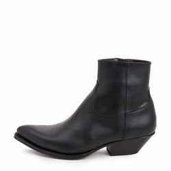 Bottines 13659 Kansas CICLON NEGRO MATE