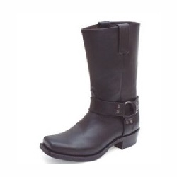 Bottes 8833 Blues Pull Oil Negro