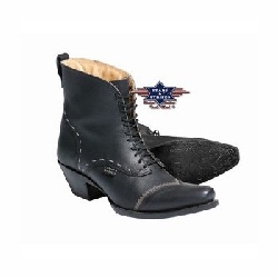 Bottines Ashley black