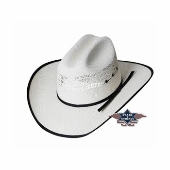 Chapeau paille Ashton junior Stars and Stripes Chapeaux Paille st-ashtonj