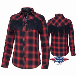 Femme Chemise Country Vetements Manches Chemises Longues rxeBWdoEQC